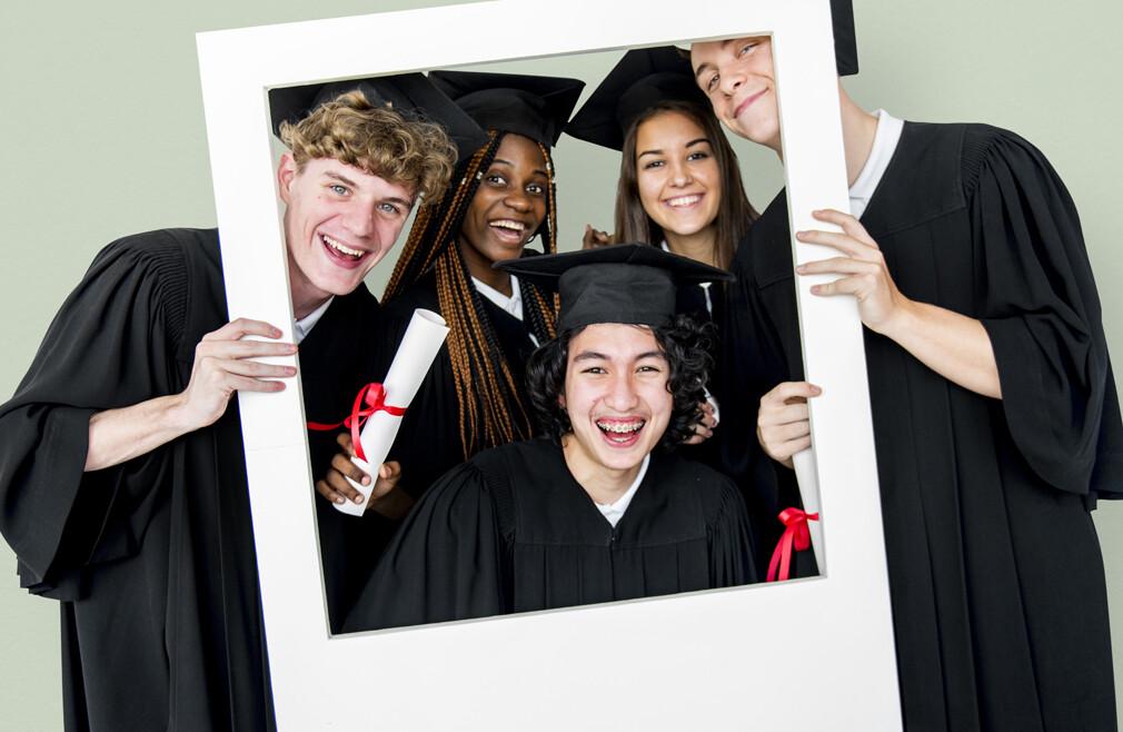 High School Graduate Commissioning