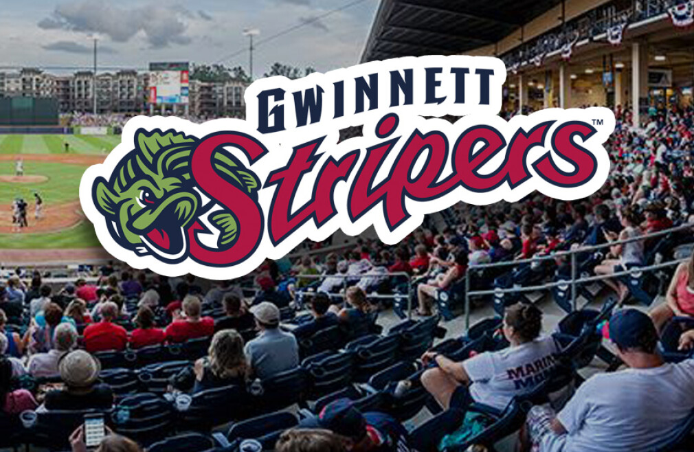 Middle School Gwinnett Stripers Baseball Game